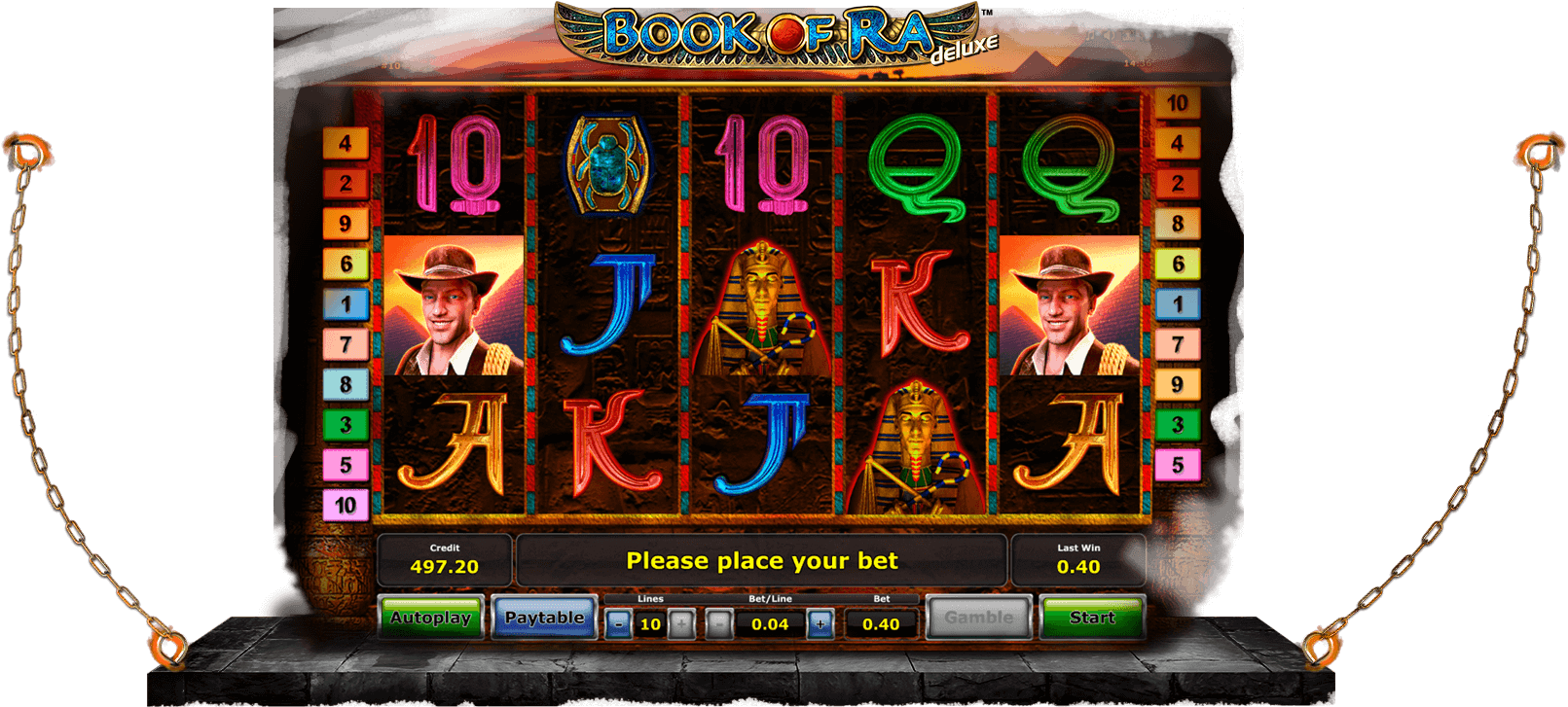 Book Of Ra Pc Games