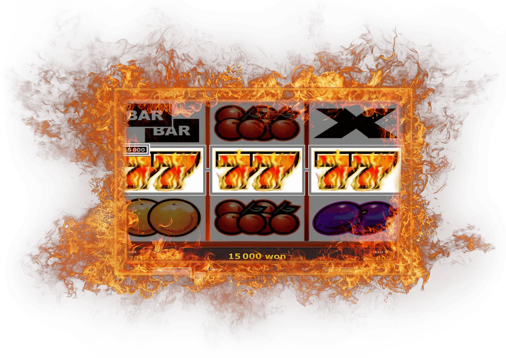 Free Casino Game Ultra Hot