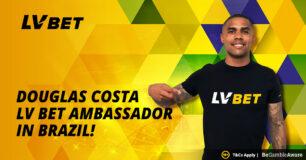 A világbajnok és Bajnokok Ligája sztár csatlakozik az LV BET-hez, amely megjelenik a brazil piacon