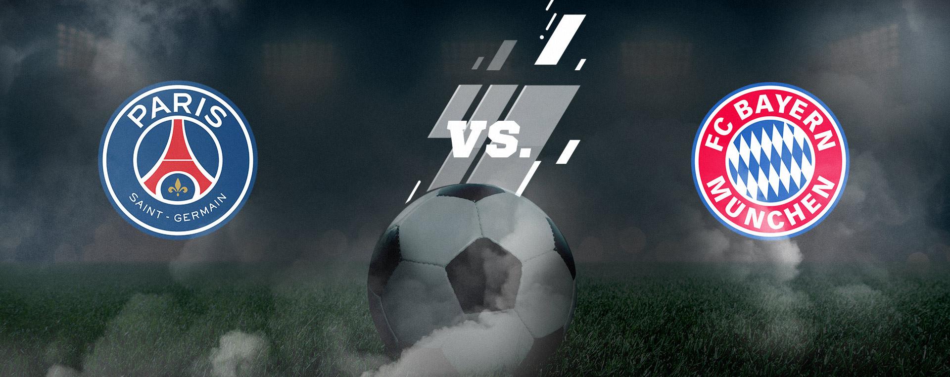 PSG VS BAYERN MUNICH: BETTING PREVIEW