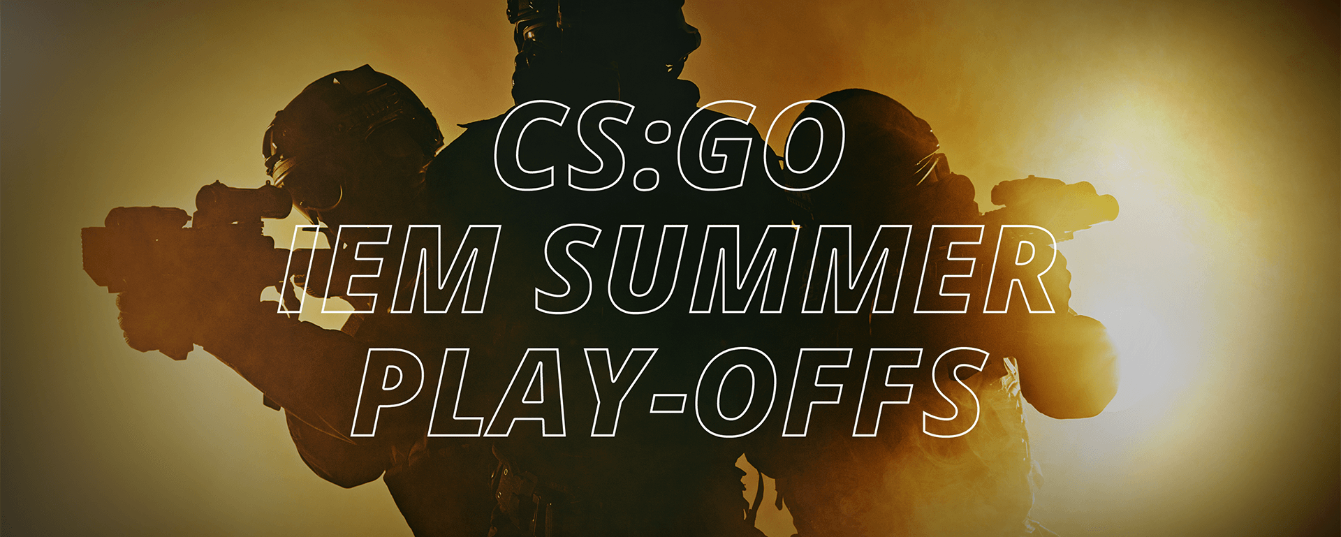 CS:GO INTEL EXTREME MASTERS — PLAY-OFFS