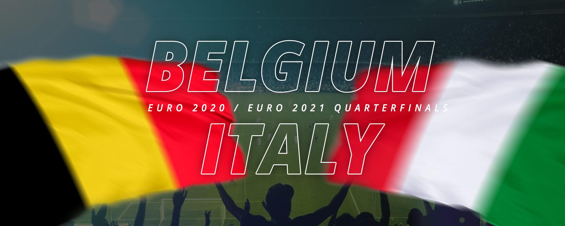 BELGIUM VS ITALY: BETTING PREVIEW