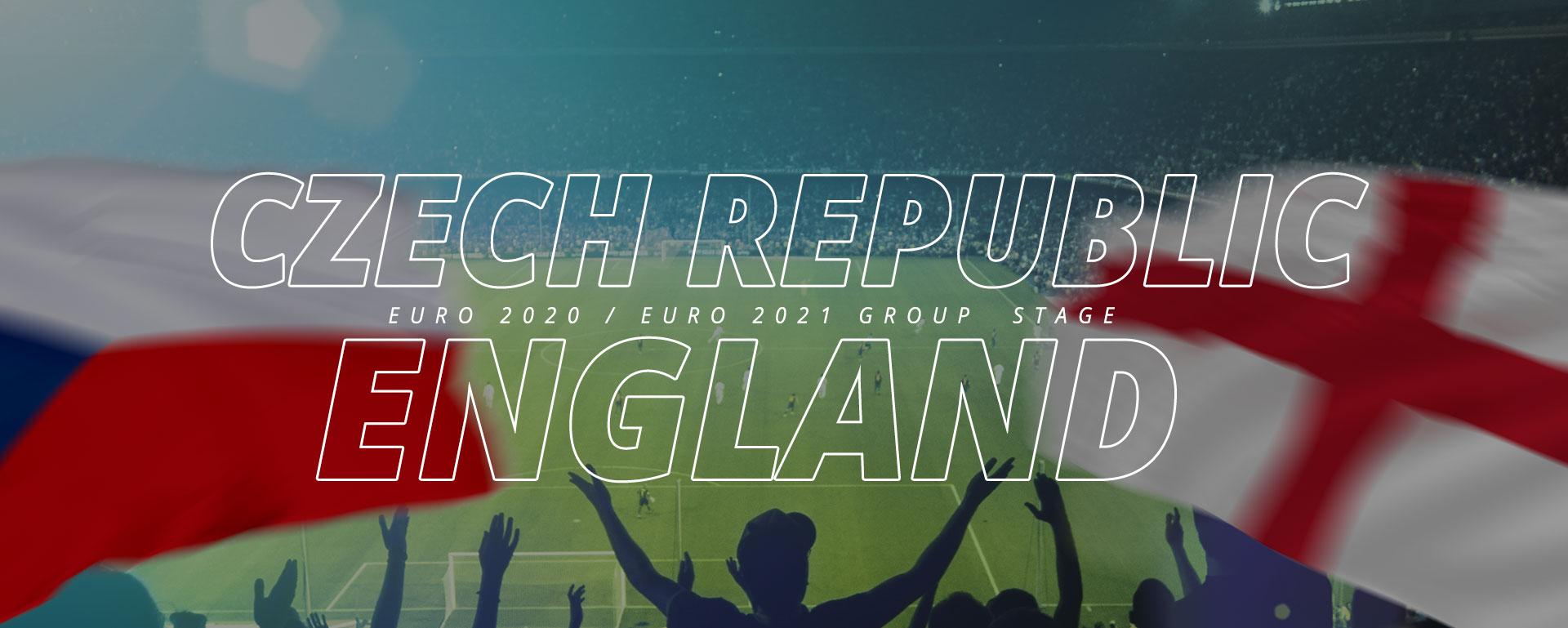 CZECH REPUBLIC VS ENGLAND