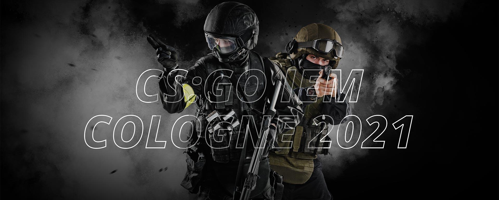 CS:GO — IEM COLOGNE 2021