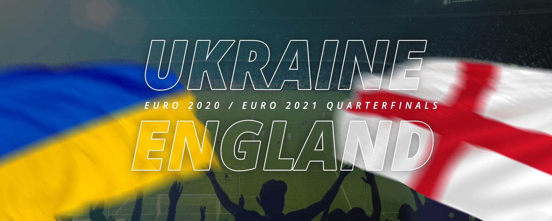UKRAINE VS ENGLAND: BETTING PREVIEW