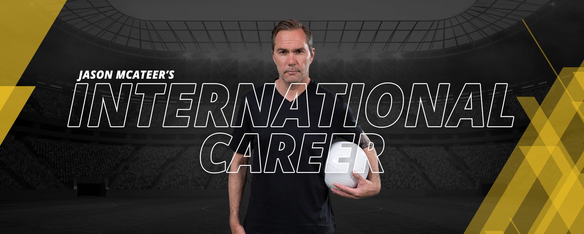 JASON MCATEER: INTERNATIONAL CAREER