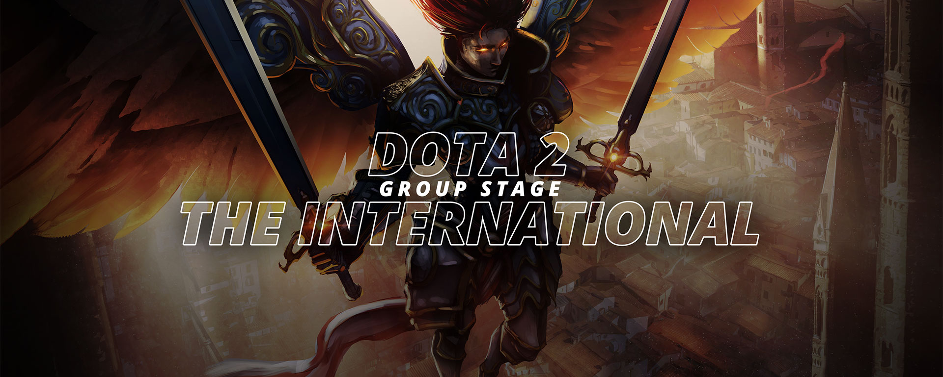 DOTA 2 — THE INTERNATIONAL 10