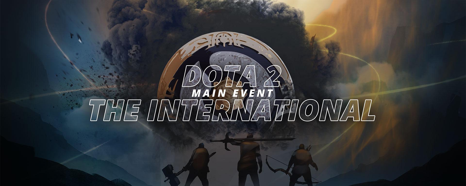 DOTA 2 — THE INTERNATIONAL 10 — MAIN EVENT