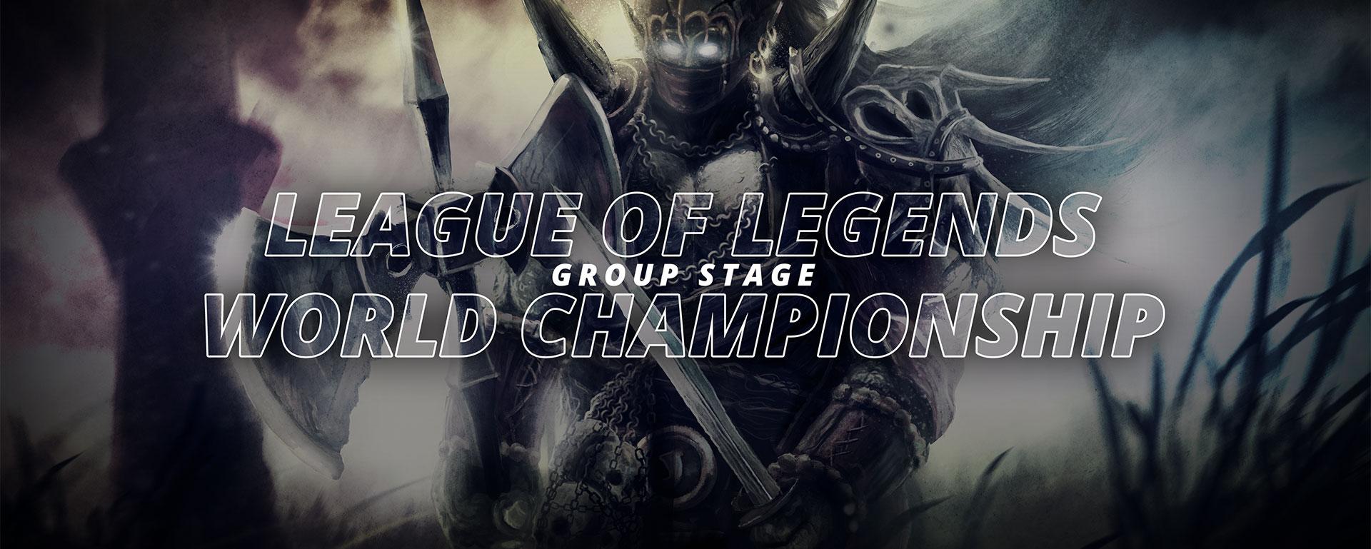 LEAGUE OF LEGENDS — 2021 WORLD CHAMPIONSHIP