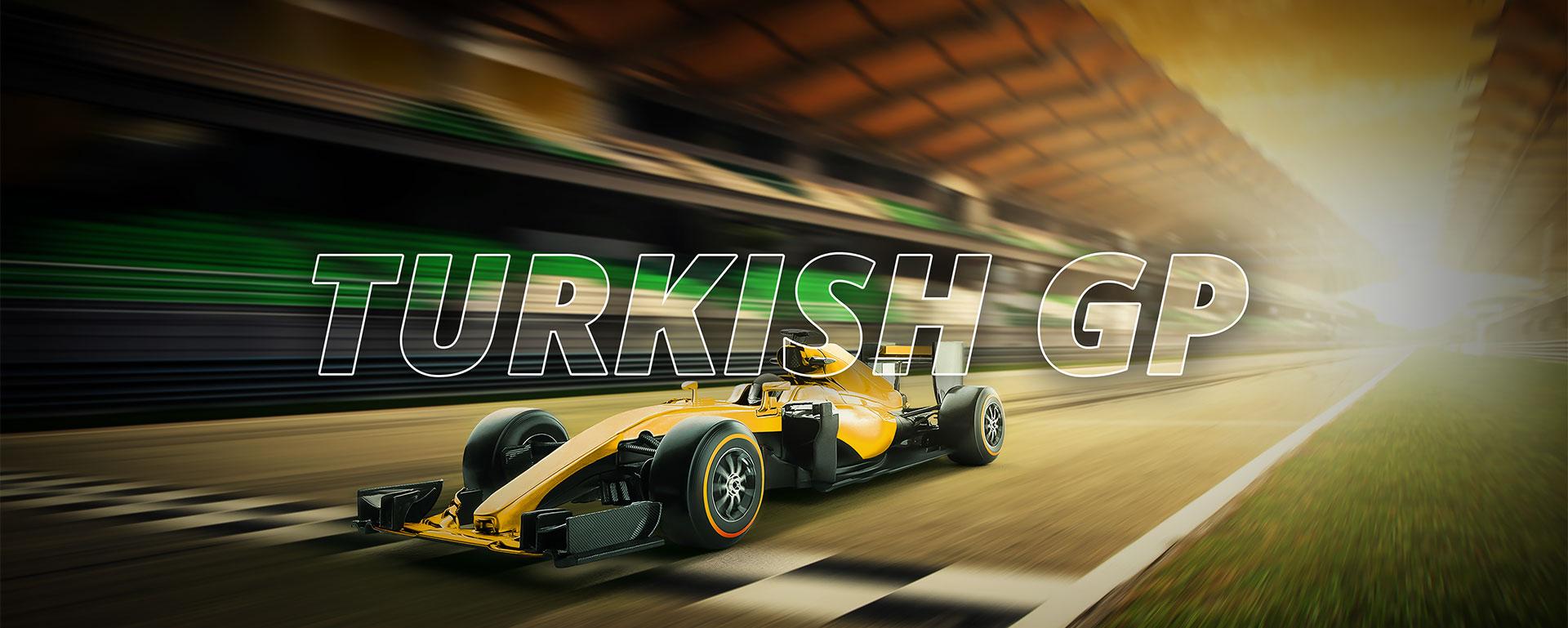 FORMULA 1 TURKISH GP: BETTING PREVIEW